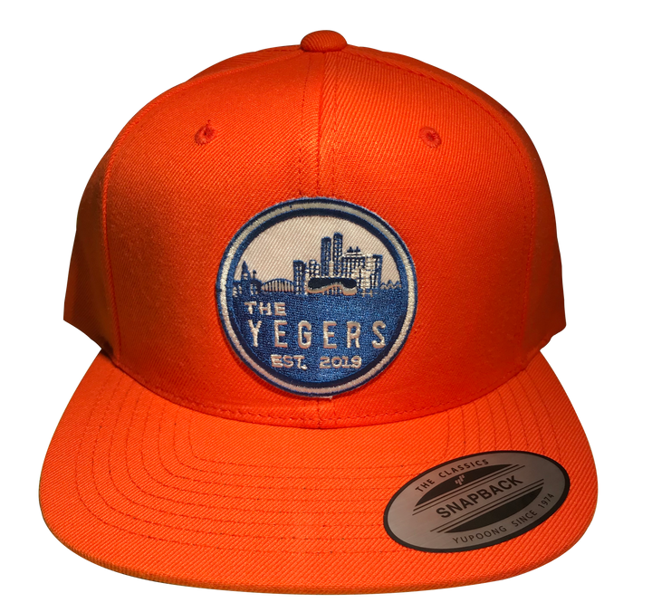CLASSIC SNAPBACK - The YEGERS