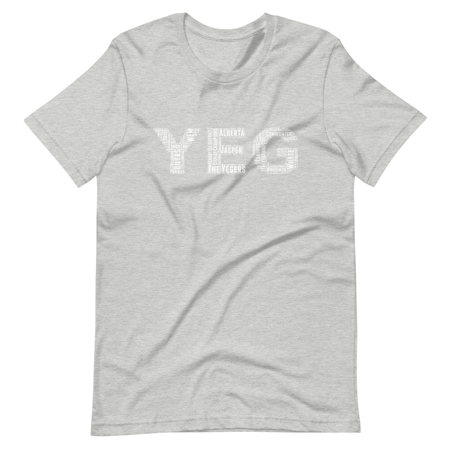 YEG TEE - The YEGERS