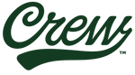 Crew Bottle Co Script Logo Crew Green