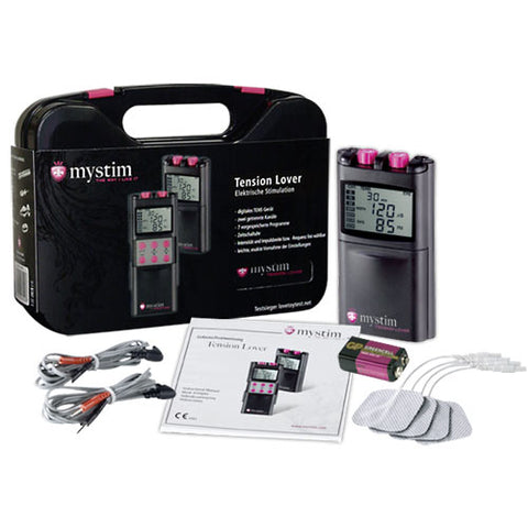 Tension Lover E-Stim Tens Unit - Upphetsad