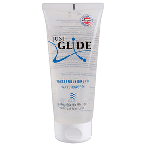 Just Glide Waterbased 200 ml - Upphetsad