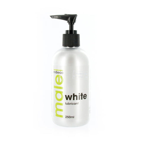 MALE - White Lubricant (250ml) - Upphetsad
