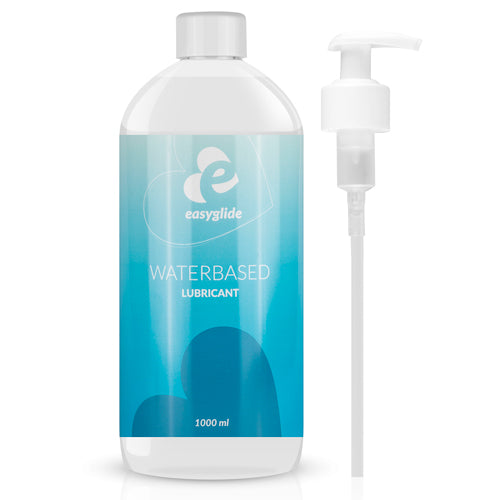 EasyGlide 1000 ML - Waterbased - Upphetsad