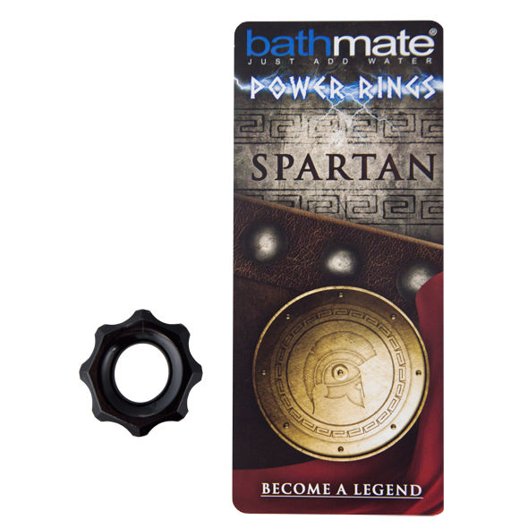 BATHMATE POWER RINGS SPARTAN - Upphetsad