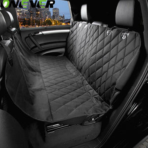 Onever Car Pet Seat Covers Waterproof Back Bench Seat Travel Accessories Car Seat Covers Mat for Pets Dogs