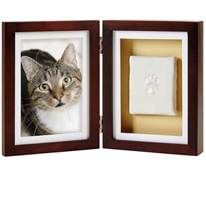 Pet Paw Print Imprint Kit