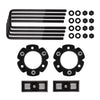 "2004-2020 Nissan Titan 2WD 4WD Full Lift Suspension Kit-Lift Kit-2""-1.5""-All Roads America"