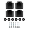 "1997-2006 Jeep Wrangler TJ 4WD Full Lift Suspension Kit with Differential Drop Kit-Lift Kit-2""-2""-All Roads America"