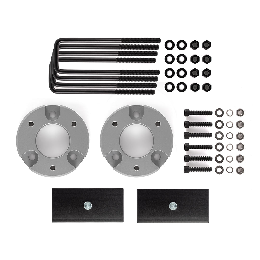"2005-2020 Nissan Frontier 2WD 4WD Full Lift Suspension Kit-Lift Kit-3""-1""-All Roads America"