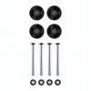 "1993-1998 Jeep Grand Cherokee ZJ 2WD 4WD Front or Rear Bump Stop Extender Kit-Bump Stop Kit-2""-All Roads America"