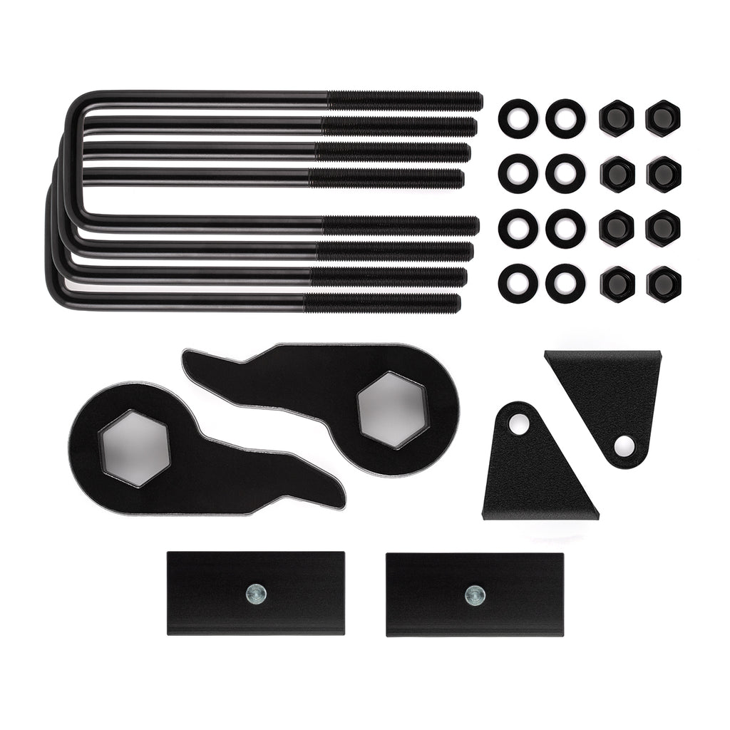 "2000-2013 Chevy Suburban 3500 2WD 4WD Full Lift Suspension Kit-Lift Kit-1"" - 3""-1""-All Roads America"