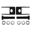 Fits 11-20 Chevy GMC Silverado Sierra 2500 3500 HD Front Shock Extender Brackets-Lift Kit-Black-All Roads America