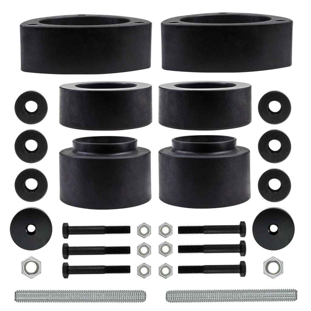"1999-2005 Geo Tracker 2WD 4WD Full Lift Suspension Kit-Lift Kit-2""-2""-All Roads America"