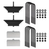 "1980-2004 Ford F350 Superduty 4WD Full Lift Suspension Kit-Lift Kit-2""-1""-All Roads America"