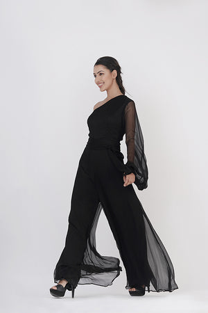 Jumpsuit | IN MY CLOTHES | Shop online | premium casual clothing for women | Black