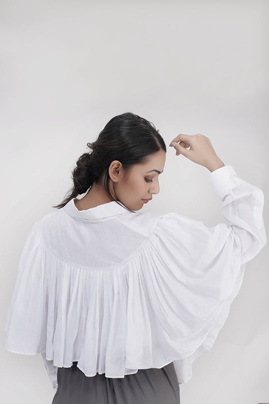 Stylish Shirts | IN MY CLOTHES | Ruffle | frills | Online Shopping | Premium women's clothing