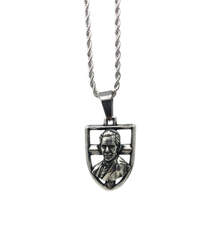 In Via Archbishop Fulton J. Sheen Pendant