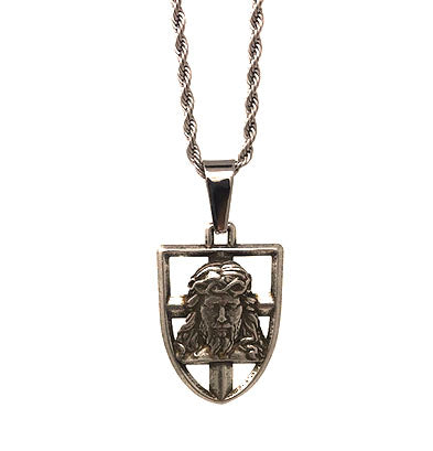 The Shield of Faith Pendant by In Via