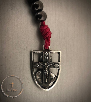In Via Archbishop Fulton J. Sheen Defender Prayer Cord