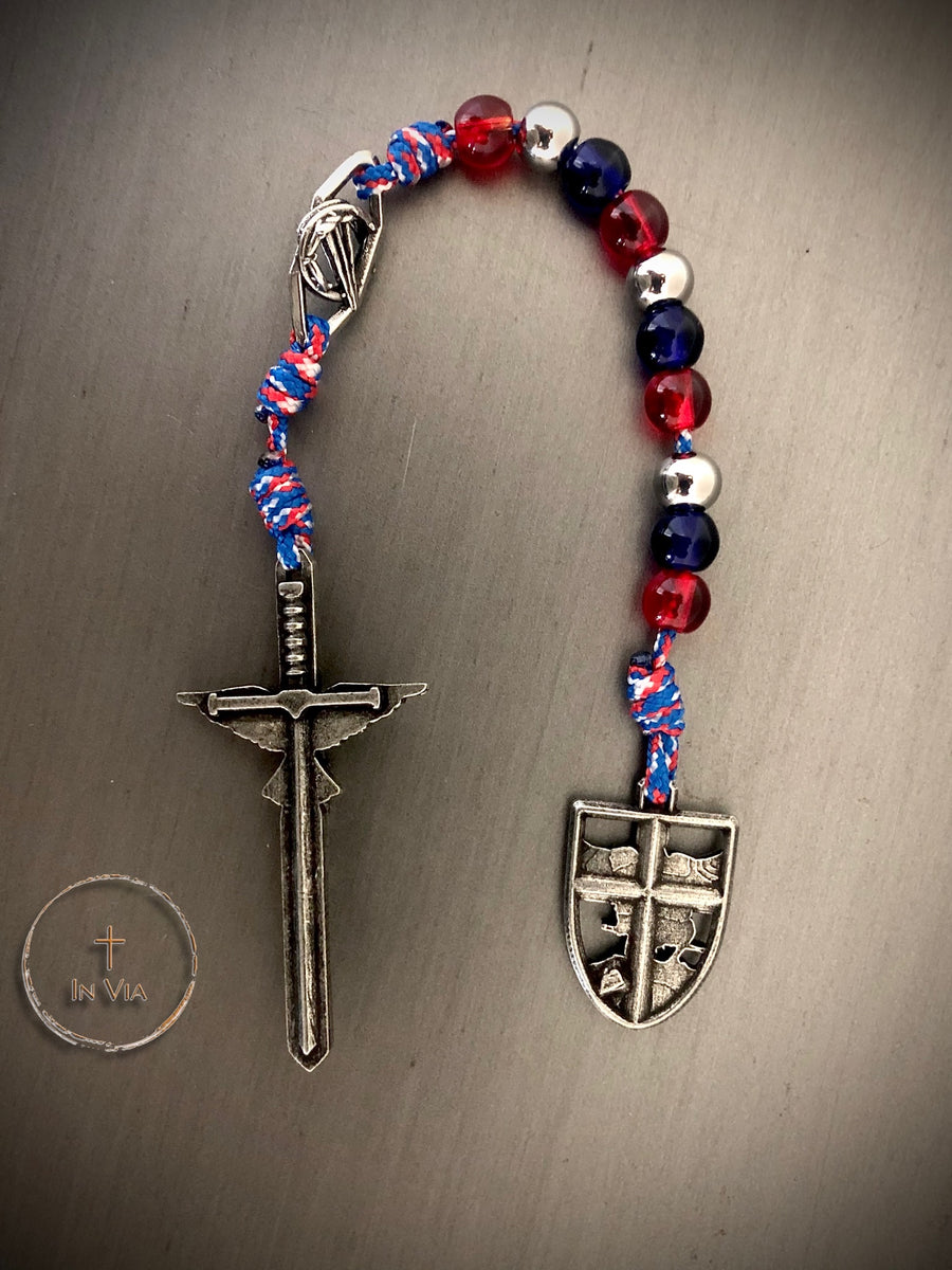 "In Via ""The American"" Prayer Cord"