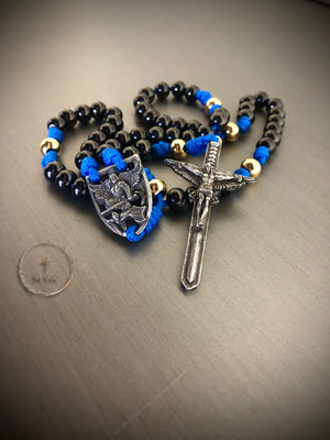 In Via Police Officers Rosary -EDC