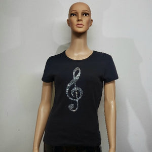 Face the music-T Shirt-SanJules