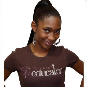 America's Next Top Educator-T Shirt-SanJules