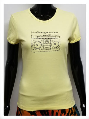 BOOM BOX SHORT SLEEVE T-SHIRT