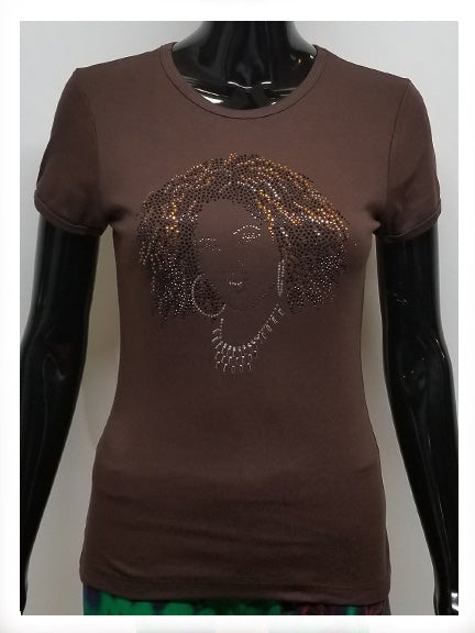 Curls on the go-T Shirt-SanJules