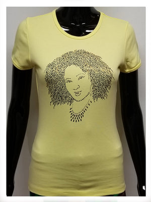 CURLS ON THE GO SHORT SLEEVE T-SHIRT