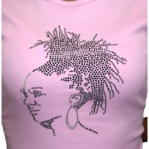 Loc princess-T Shirt-SanJules