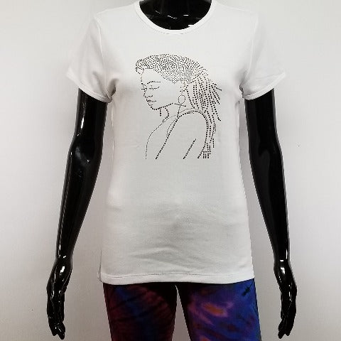 MOHAWK LOCS SHORT SLEEVE T-SHIRT