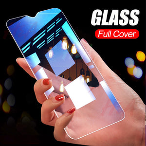9H 2.5D Full Cover Tempered Glass Screen Protector for Samsung Galaxy S10E/S10 Plus/S10/S9 Plus/S9/S8 Plus/S8/Note 8/Note 9 - caseative