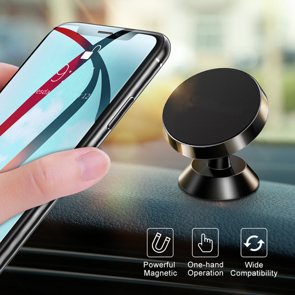 Air Vent Mount Universal Magnetic Car Phone Holder - caseative