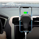 4.7~6.5 Inch Air Vent Mount Gravity Car Phone Holder - caseative