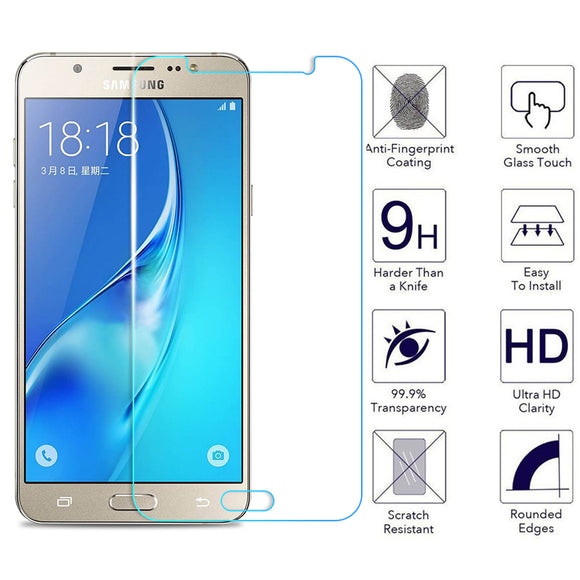 Tempered Glass Screen Protector for Samsung Galaxy S10E/S10 Plus/S10/S9 Plus/S9/S8 Plus/S8/Note 8/Note 9 - caseative