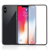 11D Full Protective Tempered Glass Screen Protector for iPhone 11 Pro Max/11 Pro/11/XS Max/XR/XS/X/8 Plus/8/7 Plus/7/6s Plus/6s/6 Plus/6 - caseative