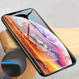 6D Curved Edge Full Cover Tempered Glass Screen Protector for iPhone 11 Pro Max/11 Pro/11/XS Max/XR/XS/X/8 Plus/8/7 Plus/7/6s Plus/6s/6 Plus/6 - caseative