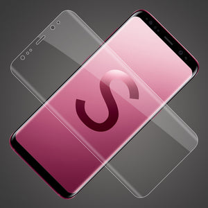 Full Cover Tempered Glass Screen Protector for Samsung Galaxy S10E/S10 Plus/S10/S9 Plus/S9/S8 Plus/S8/Note 8/Note 9 - caseative