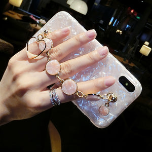 Fashion Love Racelet Soft iPhone Case