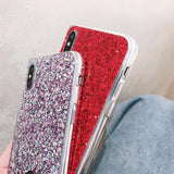 Glitter Sequins iPhone Case