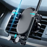 4.7~6.5 Inch Gravity Air Vent Mount Car Phone Holder - caseative