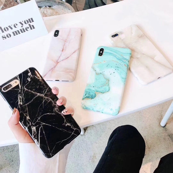 New Fashion Marble iPhone Case