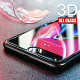 9H Full Cover Tempered Glass Screen Protector for iPhone 11 Pro Max/11 Pro/11/XS Max/XR/XS/X/8 Plus/8/7 Plus/7/6s Plus/6s/6 Plus/6 - caseative