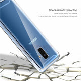 Double Side 360 Full Protective Transparent Phone Case Back Cover for Samsung Galaxy S20 Ultra/S20 Plus/S20/S10E/S10 Plus/S10/S9 Plus/S9/S8 Plus/S8/Note 10 Pro/Note 10 - caseative