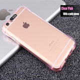LED Flash Light Up Remind Incoming Call Phone Case Back Cover for iPhone SE/11 Pro Max/11 Pro/11/XS Max/XR/XS/X/8 Plus/8/7 Plus/7/6s Plus/6s/6 Plus/6 - caseative
