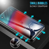 7D Soft Hydrogel Screen Protector for iPhone 11 Pro Max/11 Pro/11/XS Max/XR/XS/X/8 Plus/8/7 Plus/7/6s Plus/6s/6 Plus/6 - caseative