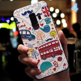 3D Embossment Retro Colorful Flower Phone Case Back Cover for Samsung Galaxy S10E/S10 Plus/S10/S9 Plus/S9/S8 Plus/S8/Note 10 Pro/Note 10/Note 9/Note 8 - caseative