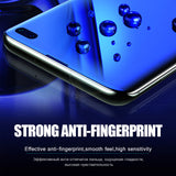 15D Curved Hydrogel Full Cover Tempered Glass Screen Protector for Samsung Galaxy S10E/S10 Plus/S10/S9 Plus/S9/S8 Plus/S8/Note 8/Note 9 - caseative