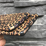 Retro Sexy Leopard with Lanyard Phone Case Back Cover for Samsung Galaxy S20 Ultra/S20 Plus/S20/S10E/S10 Plus/S10/S9 Plus/S9/S8 Plus/S8/Note 10 Pro/Note 10/Note 9/Note 8 - caseative